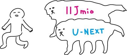 unext-iijimo